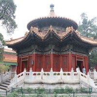Пекин, Запретный город, Сад Императора :: Сергей Смоляр