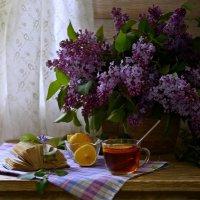 Чай с сиренью :: Гузель Т