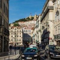 улочки Лиссабона 2 :: Константин Шабалин