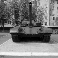 Танк :: Дмитрий Арсеньев