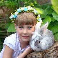 Детские радости ) :: Райская птица Бородина