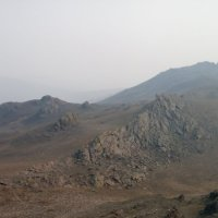В западной части острова :: Виктор Мухин