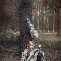 Волчица :: Мария Дергунова