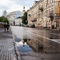 А просто тёплый дождь прошёл... :: Ирина Климова