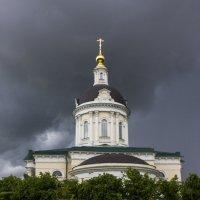 В ожидании грозы... :: Юля Колосова