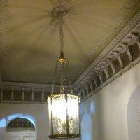 Старинный фонарь :: ЕЛЕНА СОКОЛЬНИКОВА