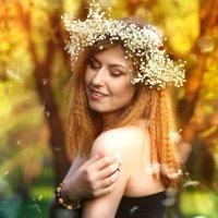 Золотая :: Фотохудожник Наталья Смирнова
