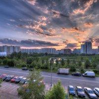 Закат :: Андрей Кузнецов