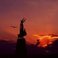 Несебър закат :: Swetlana V
