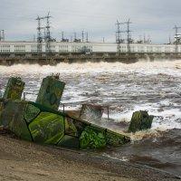 Камская ГЭС :: Sergey Apinis