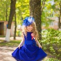 Маленькая Леди :: Tatsiana Latushko