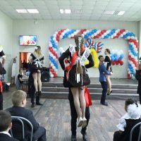 Танец выпускников :: Николай Холопов