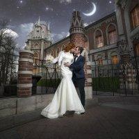 Любовь под звёздами :: Алексей Фонарёв