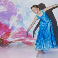 Танец цветов :: Нина Баева
