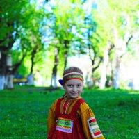 Дарья-искусница :: Ильдар Шангараев