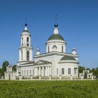 Вознесенская церковь в с. Раменье :: Михаил (Skipper A.M.)