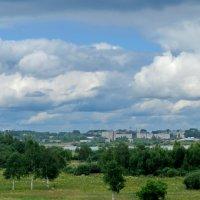 Вид на посёлок Шексна :: Светлана