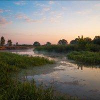 Рассвет на реке :: Сергей Шабуневич