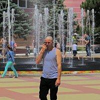 Перед фонтаном :: Валерий Дворников