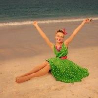...солнце, море и песок!!! :: Татьяна Полянская