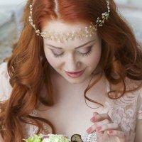 ...утро невесты с настоящей бабочкой :: Elena Tatarko (фотограф)
