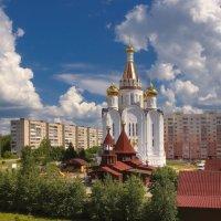 Храм Покрова Пресвятой Богородицы. Иваново. :: leonid