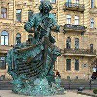 Царь-плотник :: Сергей Карачин