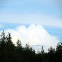 Облако-гора :: Наталья Пендюк Пендюк