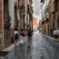 Дождь в Вероне :: Igor Epikhin