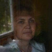 На балконе :: Наталия П