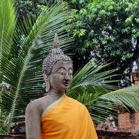 Достопочтенный Будда :: Евгений Печенин