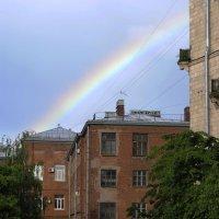 Радуга после дождя :: Семья Фоменковых