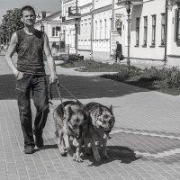 Серьезные ребята :: Елена Пономарева