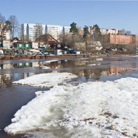 В Нижнекурьинском затоне :: val-isaew2010 Валерий Исаев