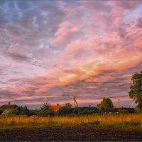 Вечерние краски... :: Александр Никитинский