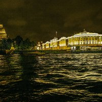 Ночной Петербург. :: Алла ************