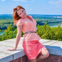 Летний портрет :: Сергей Тагиров