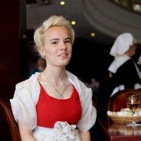 Красное на Белом.. :: MoskalenkoYP .