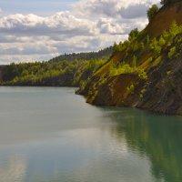 Голубые озера Прикамья. :: petyxov петухов