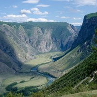 Долина реки Чулышман :: samplephoto _