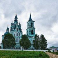 Нижняя Синячиха. Церковь Спаса Преображения. :: Светлана Игнатьева