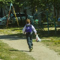 Ура, каникулы! :: Дмитрий Костоусов