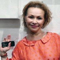 Актриса Татьяна Аугшкап :: Евгений Кривошеев