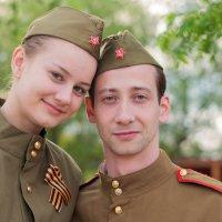 Андрей и Диана. :: Алексей Ковынев