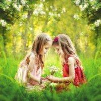 Прекрасные маленькие феи :: Ольга Могдалёва