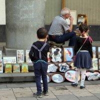 Ценители искусства :: Наталья Джикидзе (Берёзина)