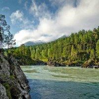 Катунь=река :: Виктор Четошников