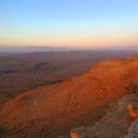 махтеш ( кратер ) рамон :: ALEX KHAZAN
