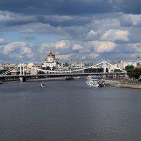 Крымский мост :: Олег Чернышев