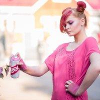 Розовая пантера :: Violetta